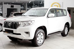 Toyota Land Cruiser Prado Стандарт 4WD -   241